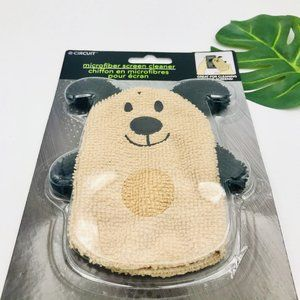 Accessories - Puppy Dog Microfiber Screen Cleaning Cloth